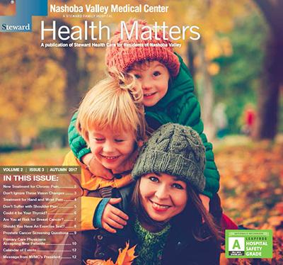 NVMC Health Matters Fall 2017