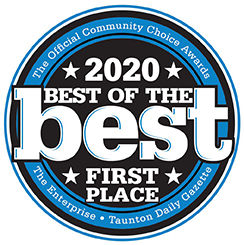 2020 Best of the best - first place