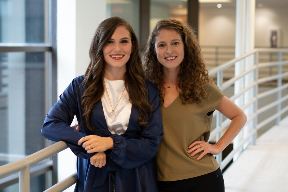 Good Samaritan Medical Center is pleased to announce the appointment of  Julia Louis, CNM, and Nicole Mapes, CNM, to the OB/GYN program.