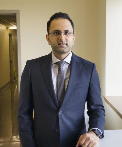 Badal Kalamkar, MD, MPH, named Chief of Hospitalist Medicine