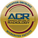 American College of Radiology accreditation - Radiation Oncology