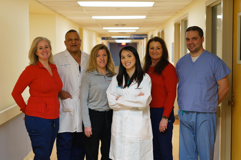 Wound Care team