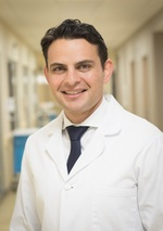 Dr. Claudius Conrad, surgical oncologist