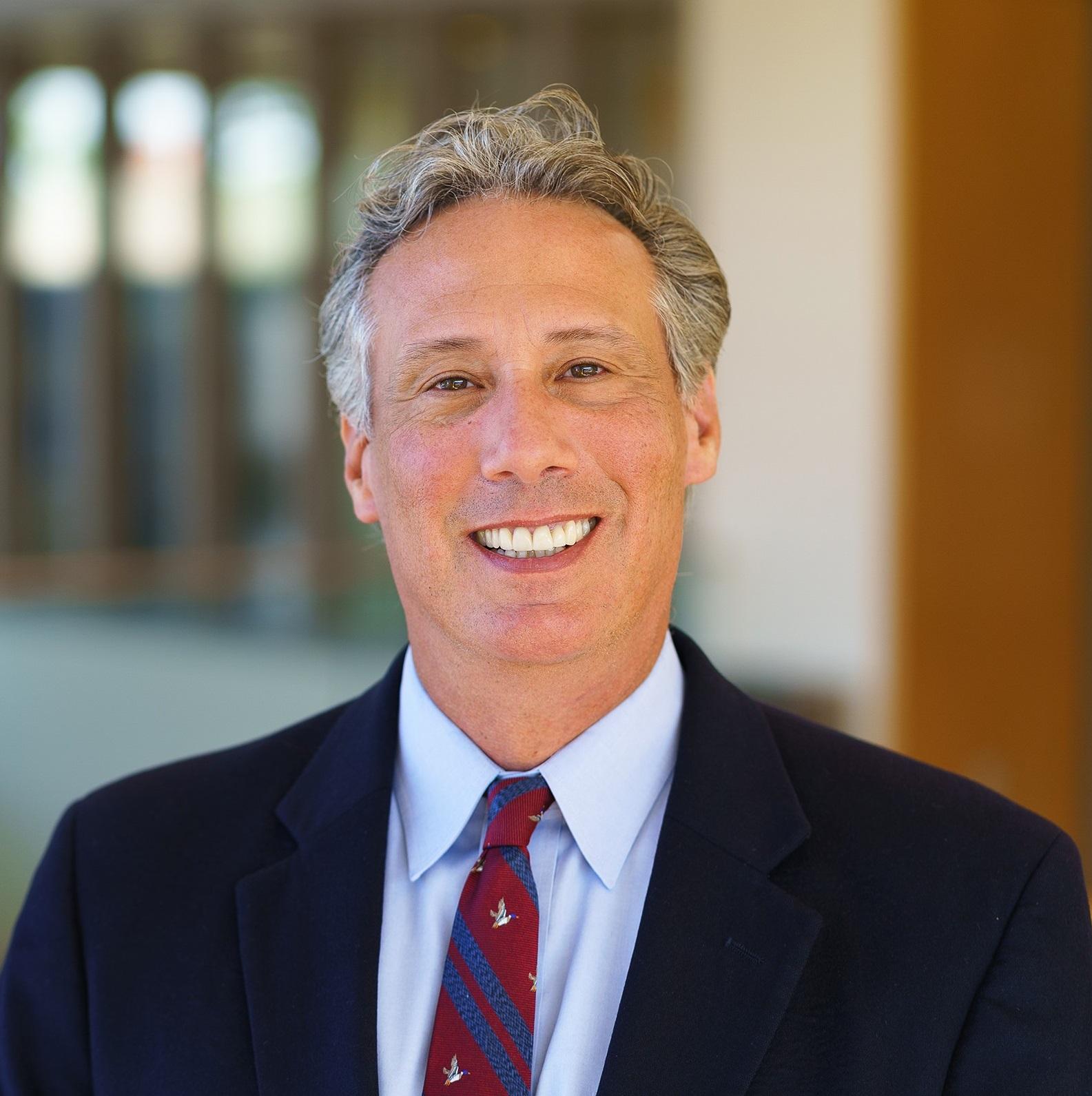 David Caldarella, podiatrist at St. Elizabeth's Medical Center in Boston