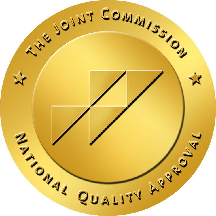 The Joint Commission Gold Seal of Approval