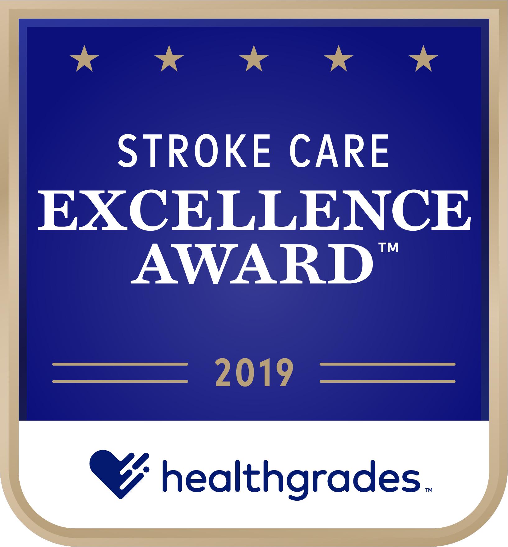 Stroke Award