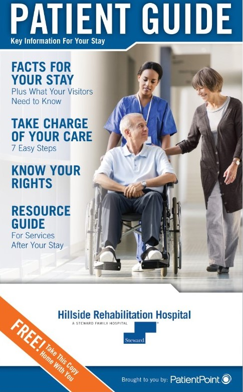 Hillside Rehabilitation Hospital Patient Guide