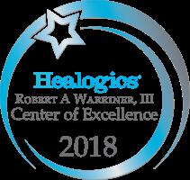 Healogics Award 2018
