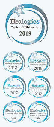 Healogics Logos