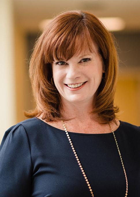 Justine DeFronzo, MBA, BSN, RN, Interim Chief Nursing Officer