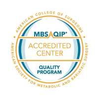 MBSAQIP accreditation logo