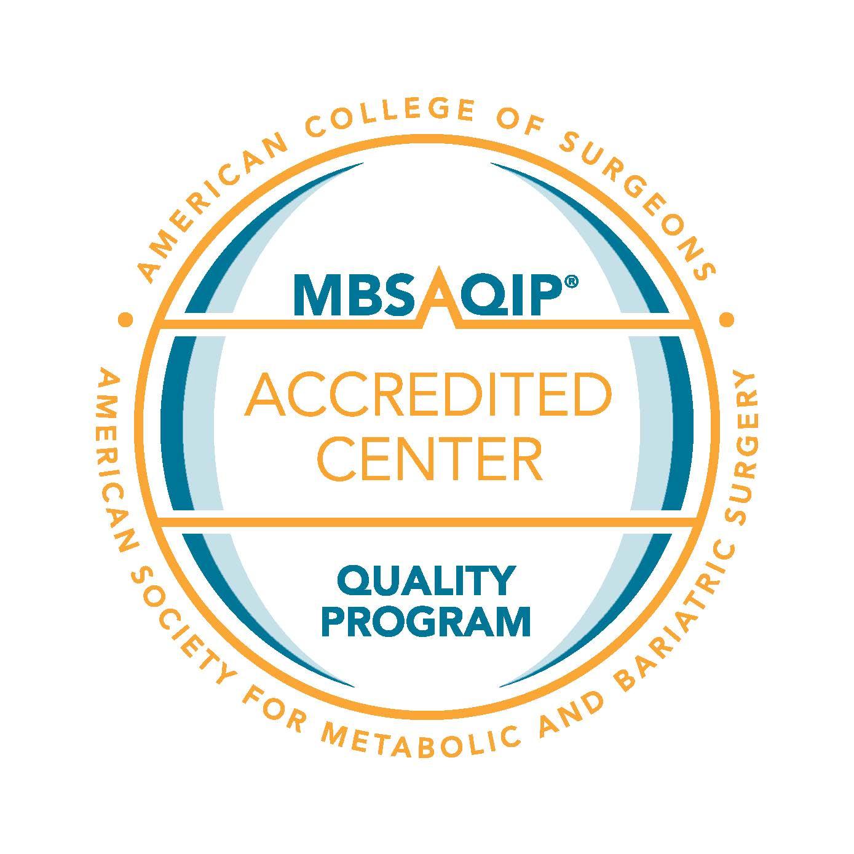 Center Accreditation Seal