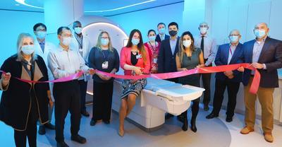 GSMC celebrates new state-of-the-art MRI technology