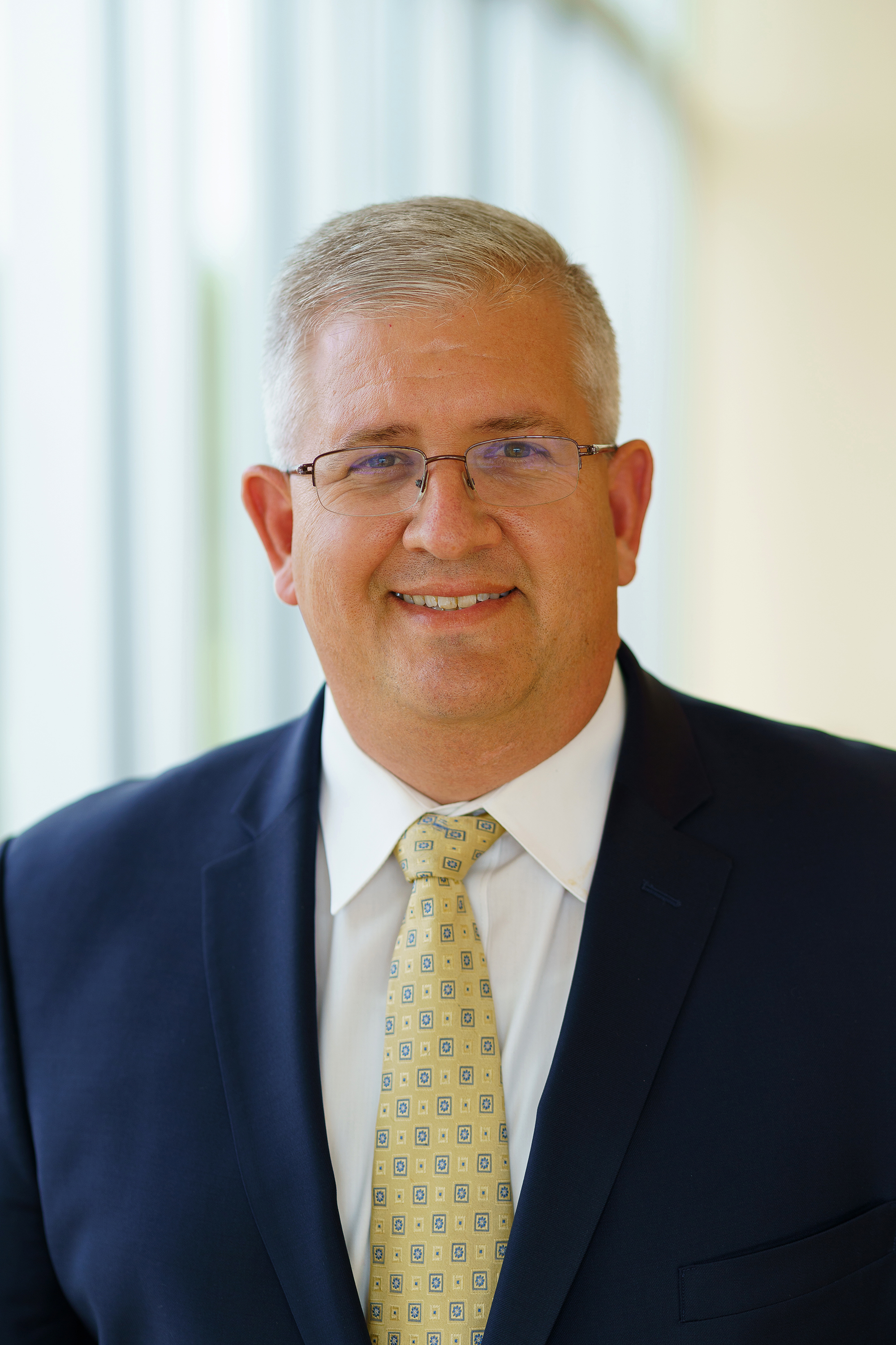 Dr. Mark Conrad is now chief of vascular surgery at st. elizabeth's medical center