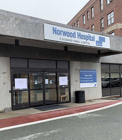 Norwood Hospital Outpatient Testing