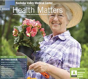 NVMC Summer 2019 Health Matters