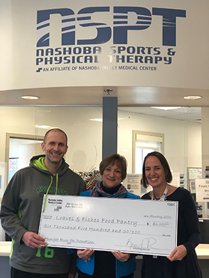 2019 Hunger Run Check Presentation
