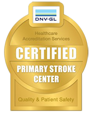 Stroke Accreditation Badge