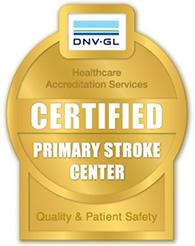 Primary Stroke Center Symbol