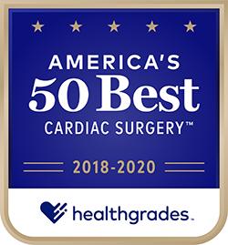 SEMC Healthgrades Cardiac Surgery 2018-2020