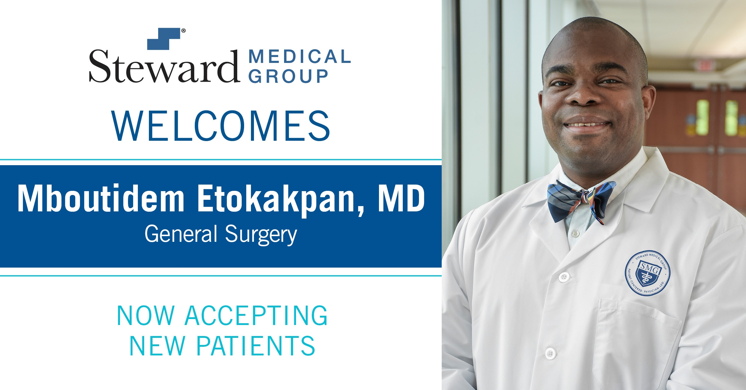Mboutidem Etokakpan, MD, General Surgeon