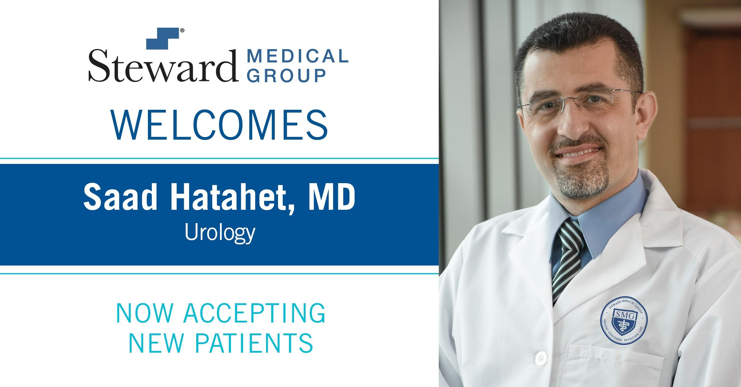 Dr. Saad Hatahet, Urologist