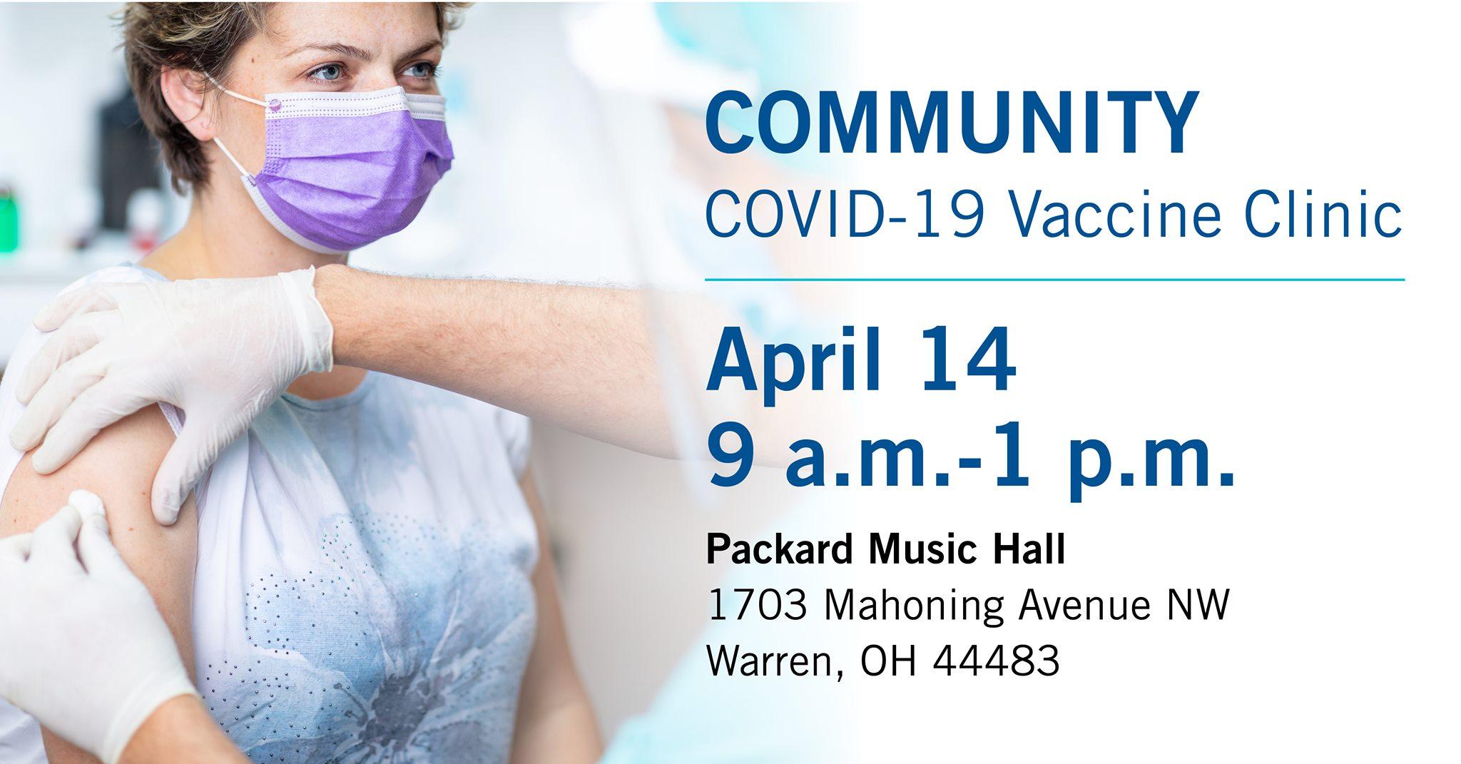 COVID-19 Community Vaccination Clinic