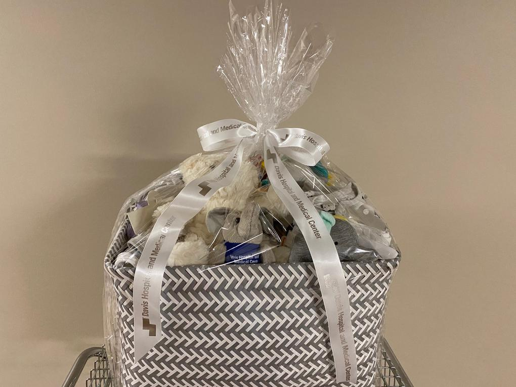 New Born Basket