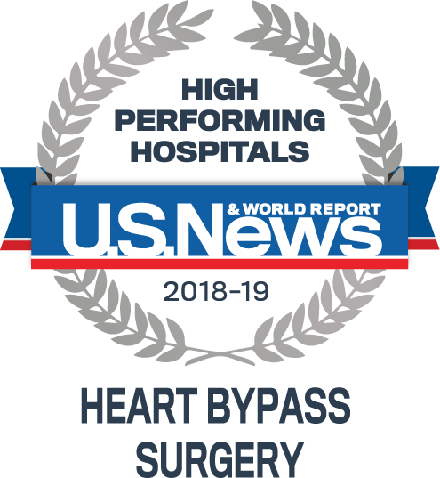 Heart Bypass Surgery Award