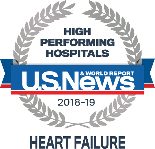 US News and World Reports Heart Failure