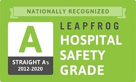 Leapfrog Straight A's 2012-2020 logo