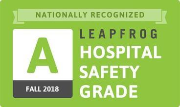 Leapfrog Hospital Patient Safety Grade