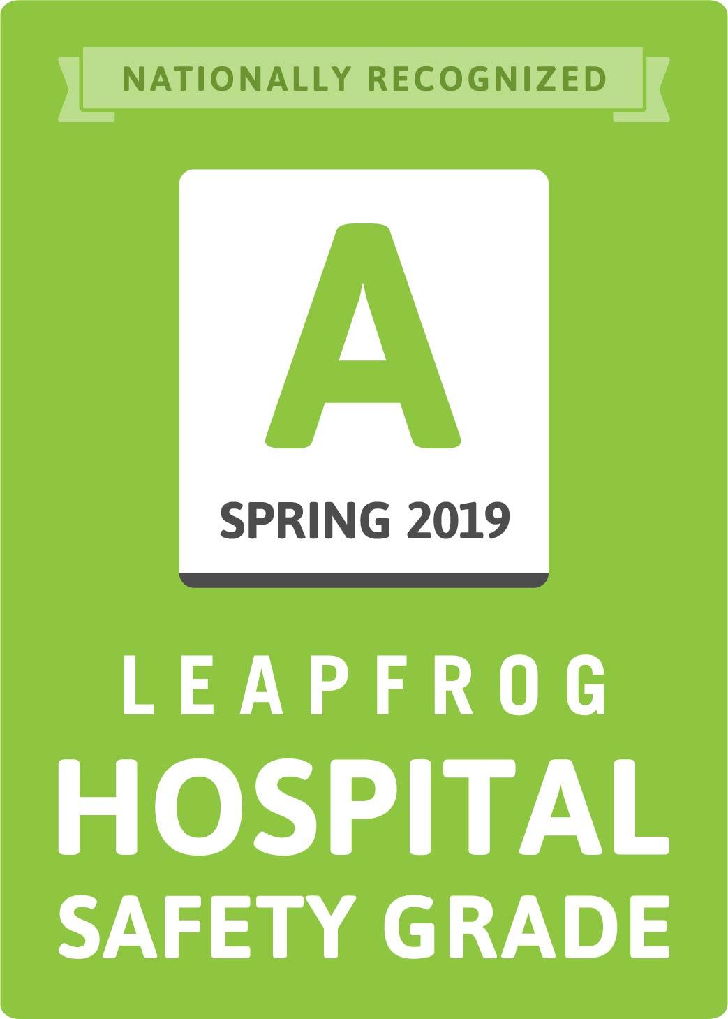 Leapfrog A Spring 2019