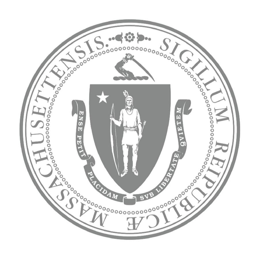 MA state insignia
