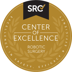 Medical Center of Excellence Robotic Surgery Seal