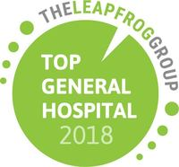 Leapfrog Top Hospital 2018 logo