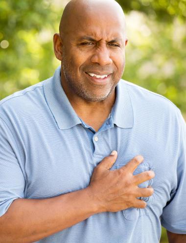chest pains