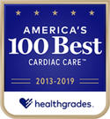 America's 100 Best Cardiac Care 2013-2019 Healthgrades