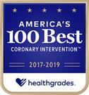America's 100 Best Coronary Intervention 2017-2019 Healthgrades