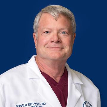Donald DeHaven, MD