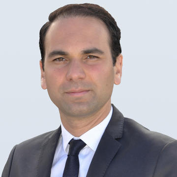 Omar Y. Kudsi, MD, MBA, FACS, Chairman of Surgery