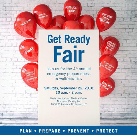 davis hospital to host get ready fair on saturday sept 22 davis