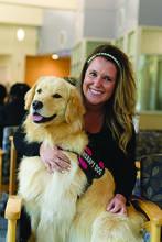 Liz & Belle REGISTERED NURSE & THERAPY DOG