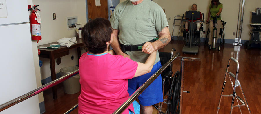 Outpatient Therapy: Physical, Occupational, Speech & Aquatic