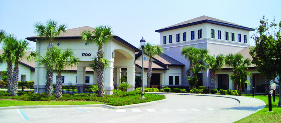 The Town Square Assisted Living Facility