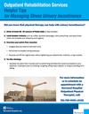 Helpful Tips for Stress Urinary Incontinence Flier