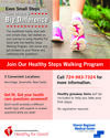 2019 Healthy Steps Walking Program