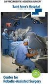 da Vinci robotic-assisted surgery brochure