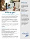 Carney Hospital Telehealth Acute Partial Hospitalization Program